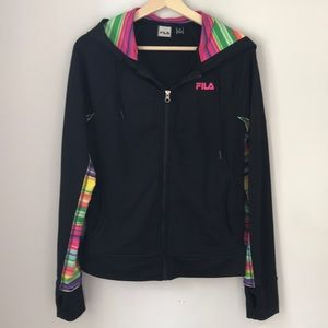 Fila Sport Jacket Full Zip Women's Size Medium